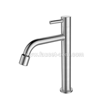 Cold water cool kitchen faucet
