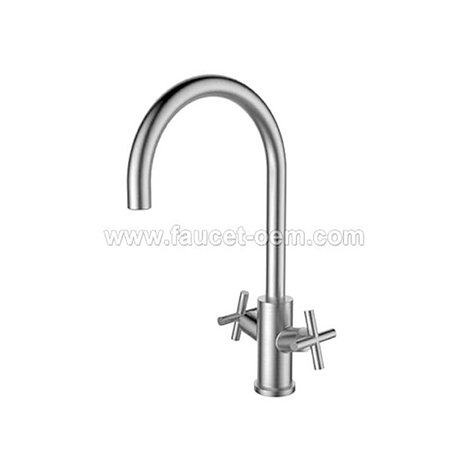 Kitchen Faucet For Double Sink