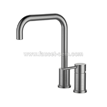 Single Hole Kitchen Sink Faucet
