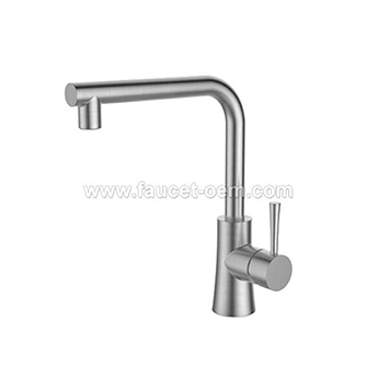 Single Lever One Handle Kitchen Faucet